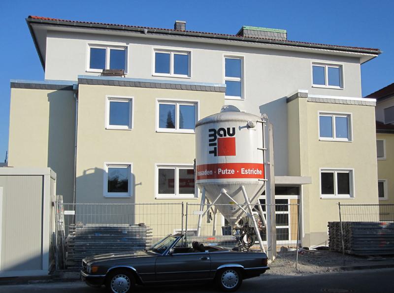Detailansicht 2 Eigentumswohnungen Torfkuhler Weg Lippstadt